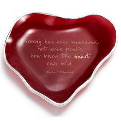 Heart Can Hold Mini Dish