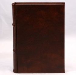 Italian Leather Journal with Extra Thick Pages