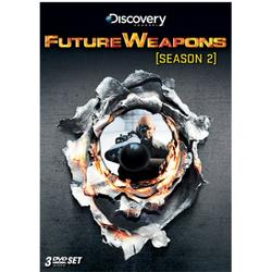 FutureWeapons Season 2 DVD Set