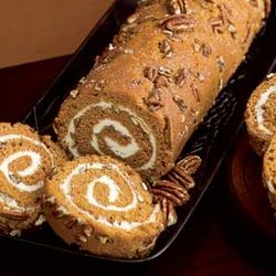 Large Signature Pumpkin Roll