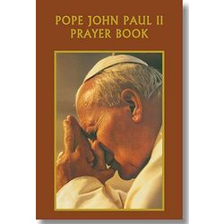 John Paul II Prayer Book