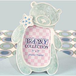 Cute and Cuddly Teddy Bear Frame