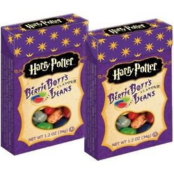 Harry Potter Bertie Botts Every Flavour Jelly Beans