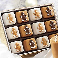 Gingerboy Mini Cakes