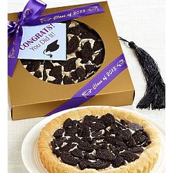 Congrats Graduate Oreo Cookie Pie