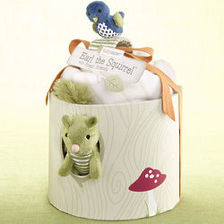 Earl the Squirrel and Forest Friends Woodland Gift Set