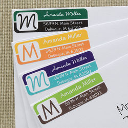 You Name It Return Address Labels