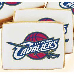Cleveland Cavaliers Cookies, 4 Dozen