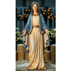 Blessed Virgin Figurine