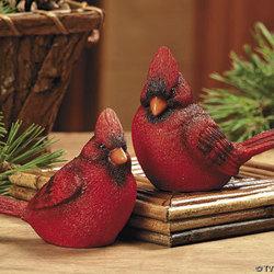 Resin Cardinals