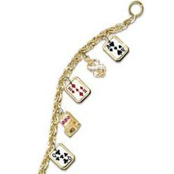 Lady Luck Charm Bracelet