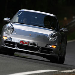 Race a Porsche in Las Vegas