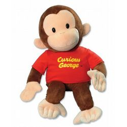 Classic Curious George Plush Toy