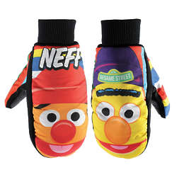 Bert and Ernie Character Mitts