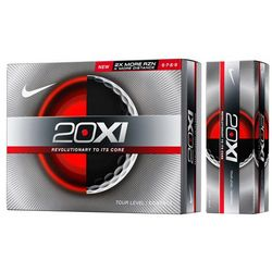 Nike High Number Personalized Golf Balls
