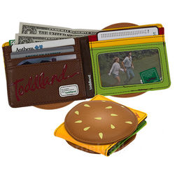Deliciousness Cheeseburger Wallet