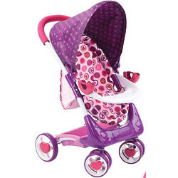 Baby Doll Stroller Heart 2 Heart Tour Set