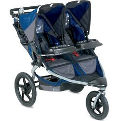 BOB Revolution SE Duallie Plus Stroller with Accessories