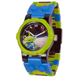 Lego Toy Story Alien Watch