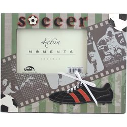 Multidimensional Soccer Picture Frame