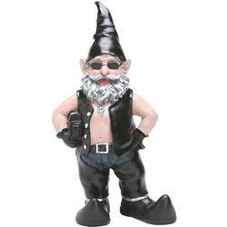 Biker Dude Gnome