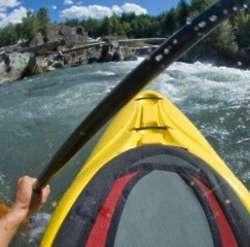 Whitewater Kayaking Lesson in Ohiopyle Park, Pennsylvania