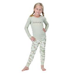 Fatigued Pajamas for Girls