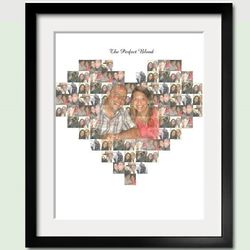 Photo Montage - One Photo Composed of Many Others