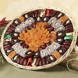 2 Pound Holiday Fruit Gift Tray