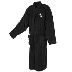 Chicago White Sox Men's Ultra Plush Bathrobe