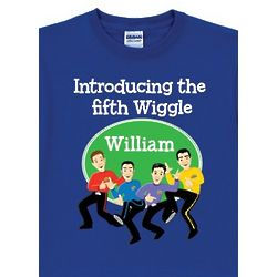 The Fifth Wiggle Personalized T-Shirt