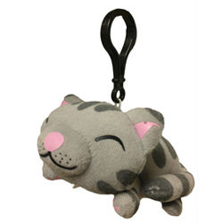 Big Bang Theory Soft Kitty Backpack Clip