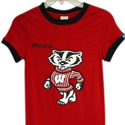 Ladies Bucky Badger T-Shirt