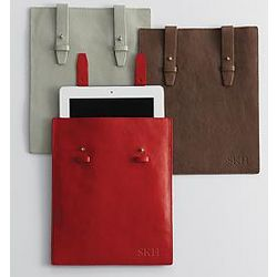 Leather Protective Tablet Sleeve