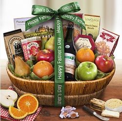 Father's Day Farmstand Fruit Gift Basket