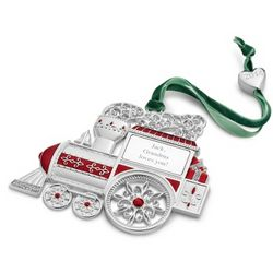 2014 Christmas Train Ornament