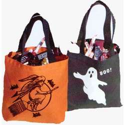 Personalized Extra Sturdy Halloween Bag