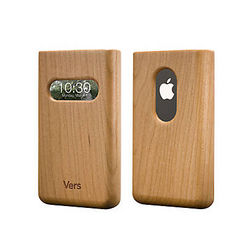 iPhone Wood Case