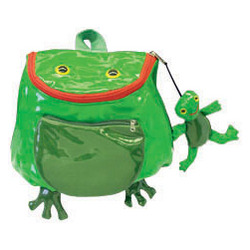 Kids Frog Backpack