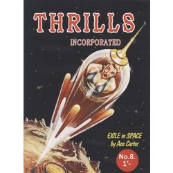Personalized Thrills Incorporated Poster