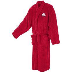 Ohio State University Ultra Plush Bathrobe