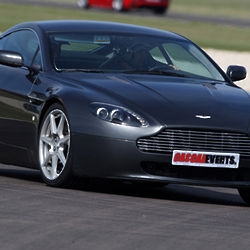 Race an Aston Martin - Las Vegas