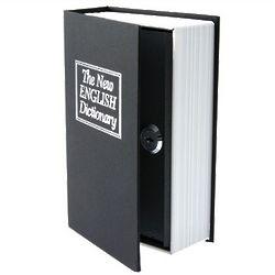Dictionary Hidden Book Safe