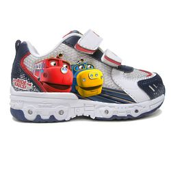 Chuggington Lighted Athletic Toddler Shoes