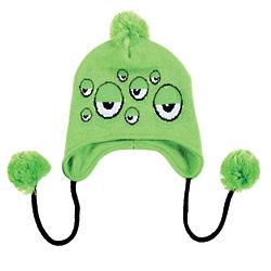 Green Creature Beanie