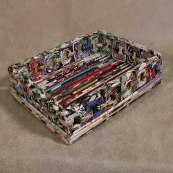 Allegra Recycled Paper Tray