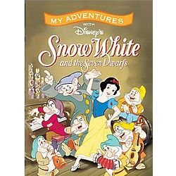 Personalized Snow White Disney Story Book