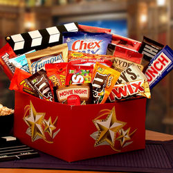 It's a Red Box Movie Night Gift Box