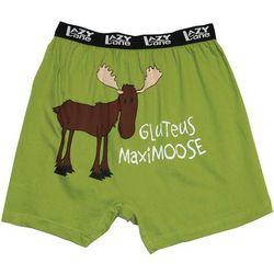 Gluteus Maximoose Boxer Shorts