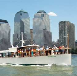 Manhattan Harbor Scenic Cruise for 1